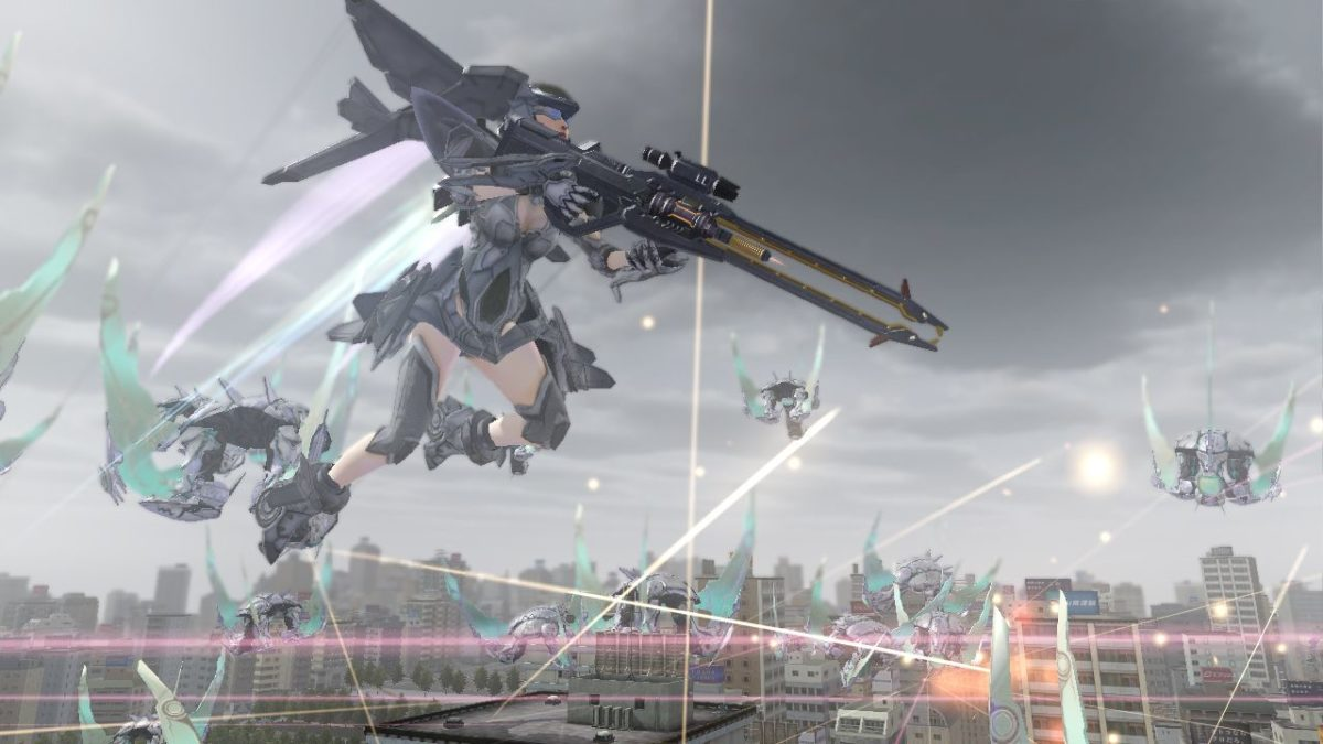Earth Defence Force 2025 – Recensione