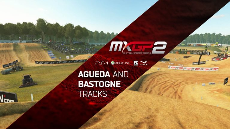MXGP2 – Agueda and Bastogne Tracks disponibile da oggi