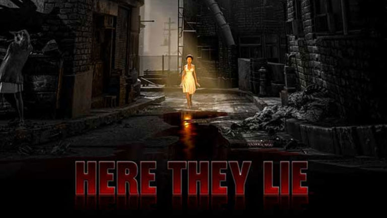 Here They Lie – Recensione