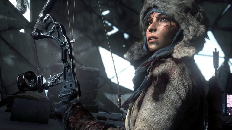 Rise of the Tomb Raider: 20th Year Celebration – video dimostrativo per PS4 Pro