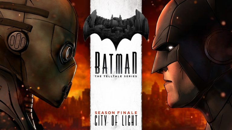 Batman: TT Series – la Season finale City of Light ha una data di uscita