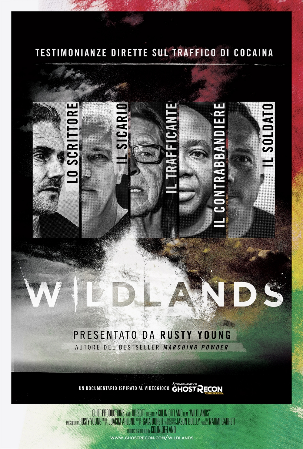 documentario Wildlands