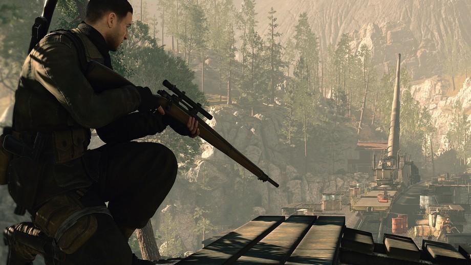 Sniper Elite 4 Recensione