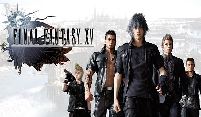 Final Fantasy XV aggiornamento 1.05