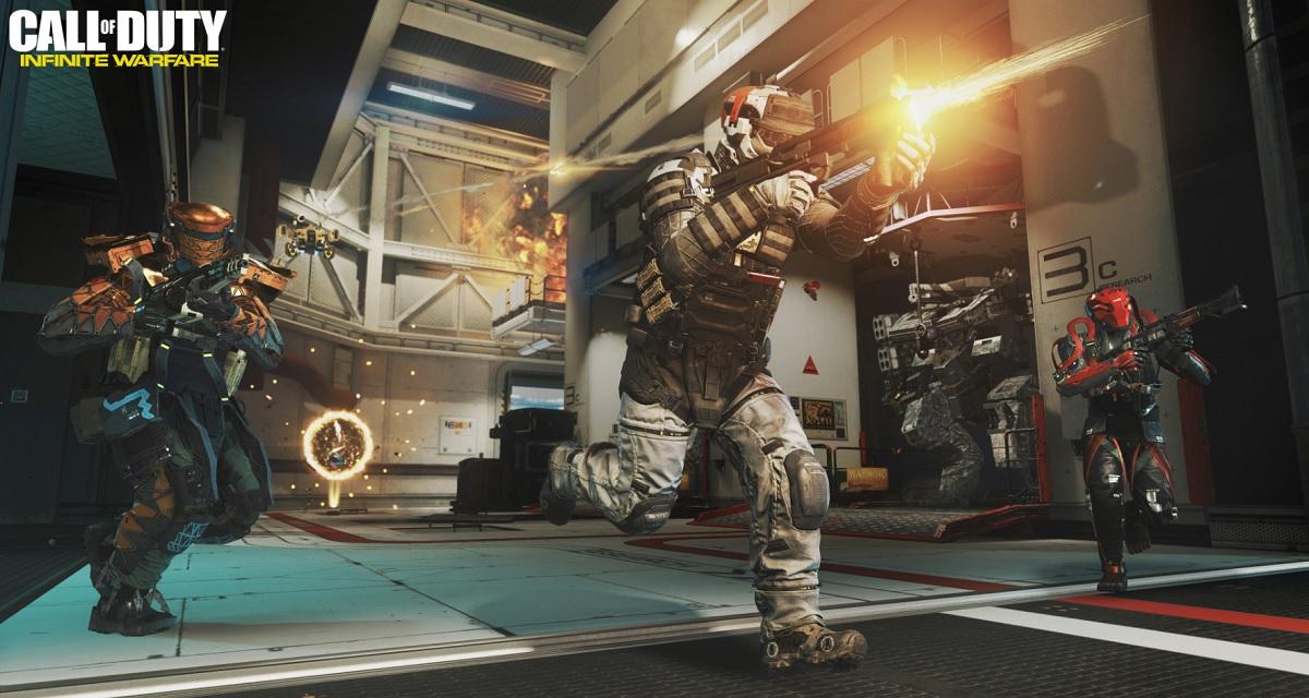 Call of Duty Infinity Warfare Joe Cecot