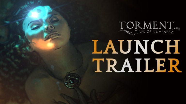 Torment: Tides of Numenera – trailer di lancio