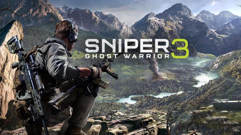 Sniper Ghost Warrior 3, disponibile il nuovo aggiornamento