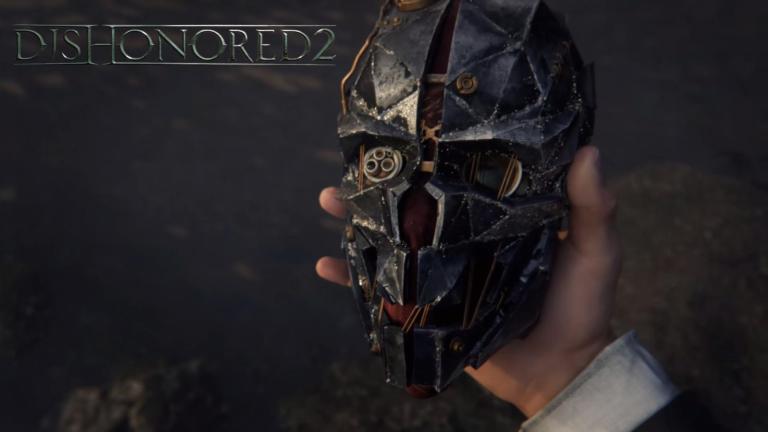 Dishonored 2 – Sconti interessanti su Amazon