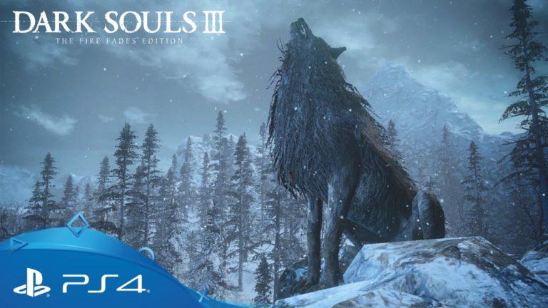 Dark Souls III: The Fire Fades Edition è disponibile su PS4 e Xbox One!