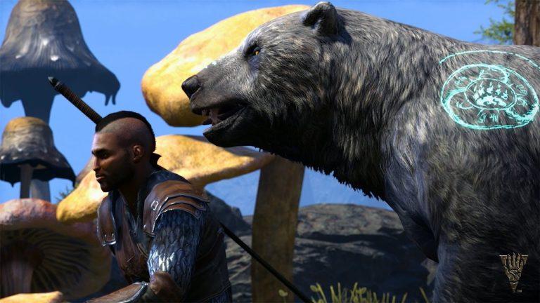 The Elder Scrolls Online: Morrowind: Trailer di gioco del Warden