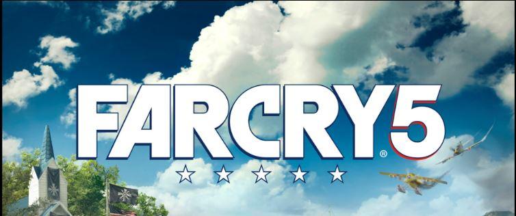 Far Cry 5, online la prima immagine ufficiale