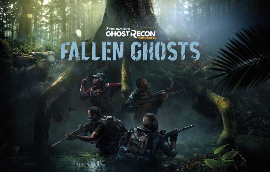 Wildlands Fallen Ghost