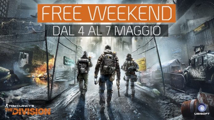 The Division Weekend gratuito