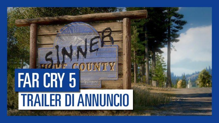 Far Cry 5, annunciata la data d'uscita