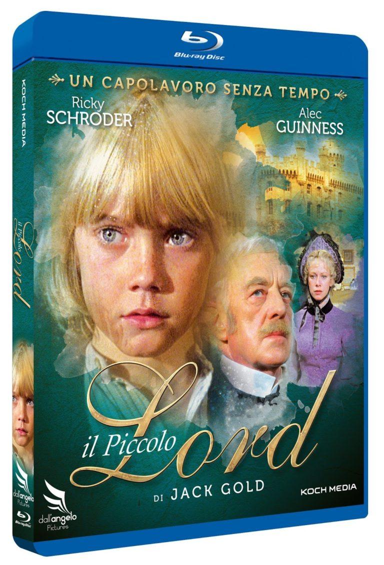 Il piccolo Lord arriva in DVD e Blu Ray