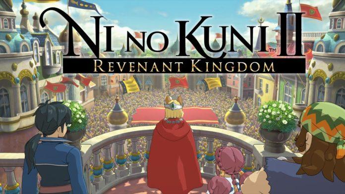 Ni No Kuni 2 rinvio