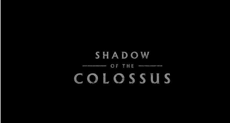 Shadow of the Colossus: Remake