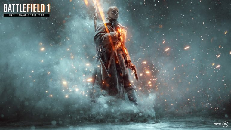"EA Play 2017: annunciato ""In the name of the Tsar"" nuova espansione per Battlefield 1"