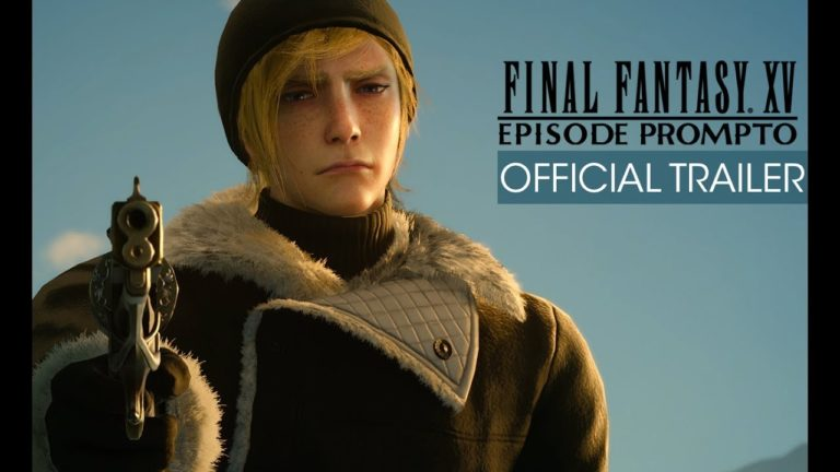 Final Fantasy XV: Episode Prompto, online un nuovo trailer