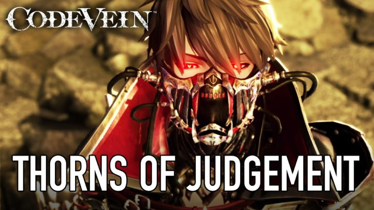 E3 2017: Code Vein si mostra in un nuovo video gameplay