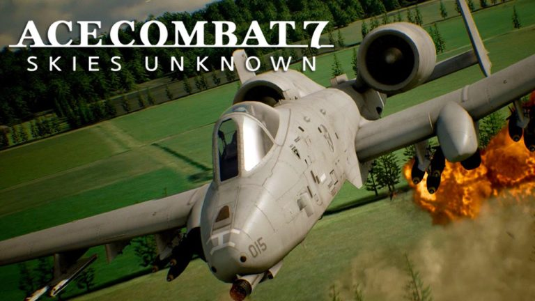 Ace Combat 7: Skies Unknown, online un nuovo trailer