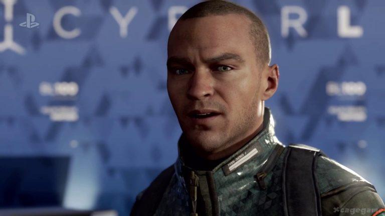 E3 2017: nuovo trailer per Detroit Become Human