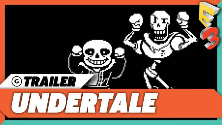 E3 2017: Undertale arriverà su PlayStation 4