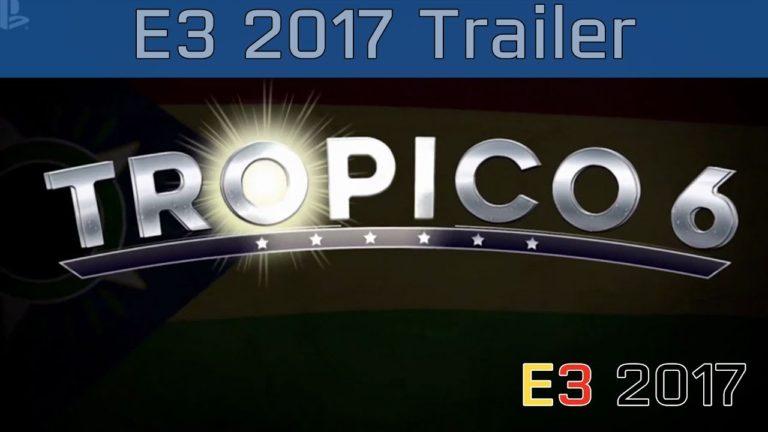 E3 2017: annunciato ufficialmente Tropico 6