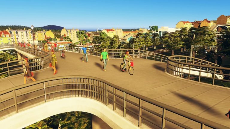 Cities: Skylines arriva su PS4 grazie a Paradox