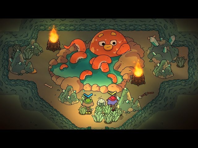 The Swords of Ditto – mostrato un nuovo video gameplay