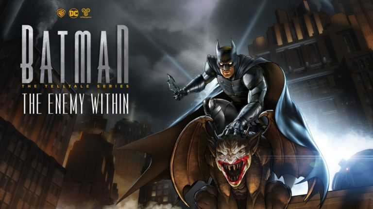 Batman: The Enemy Within – annunciata la data d'uscita del terzo episodio