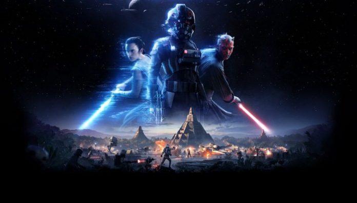 Star Wars Battlefront 2 Story Mode