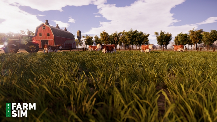 Real Farm Sim annuncio