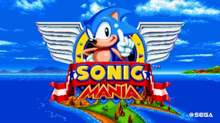 Sonic Mania – Recensione