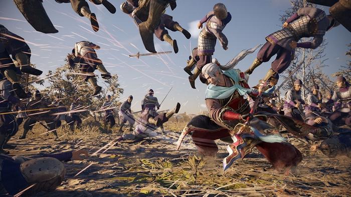 Dynasty Warriors 9 Battle System