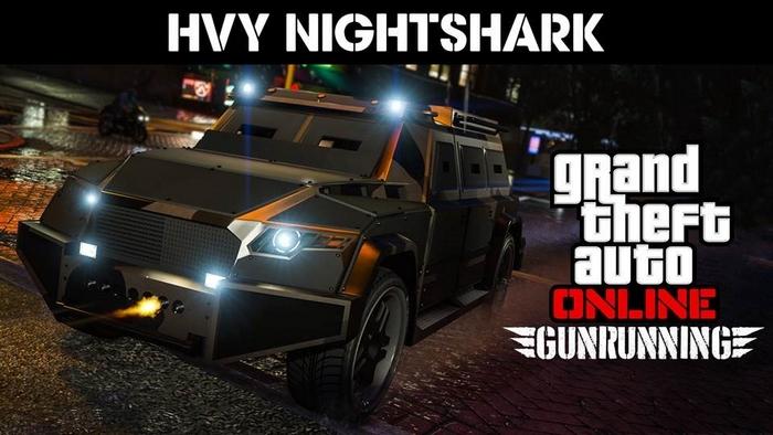 GTA Online HVY Nightshark