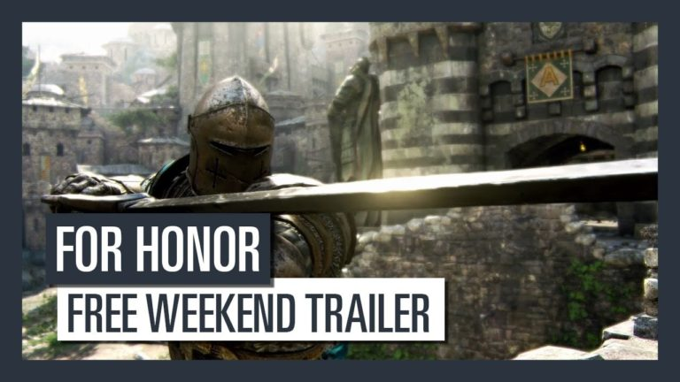 For Honor – annunciato il Free Weekend