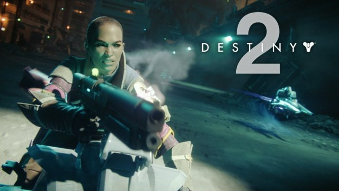 Destiny 2 trailer lancio