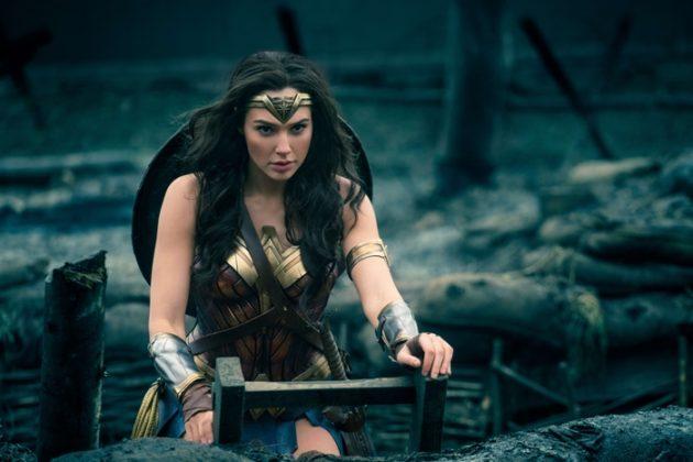 Wonder Woman Blu Ray