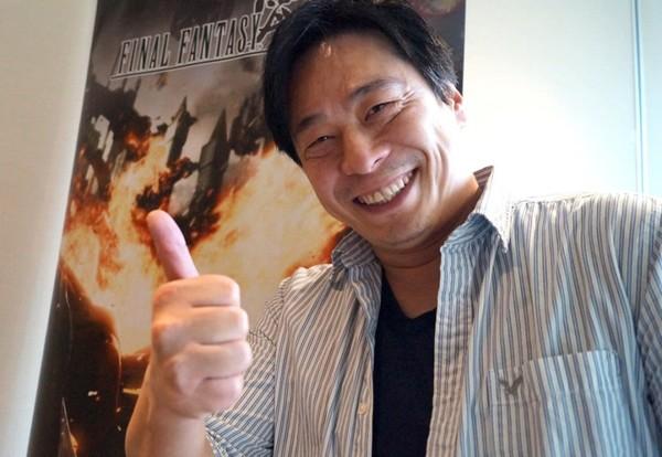 Final Fantasy Hajime Tabata