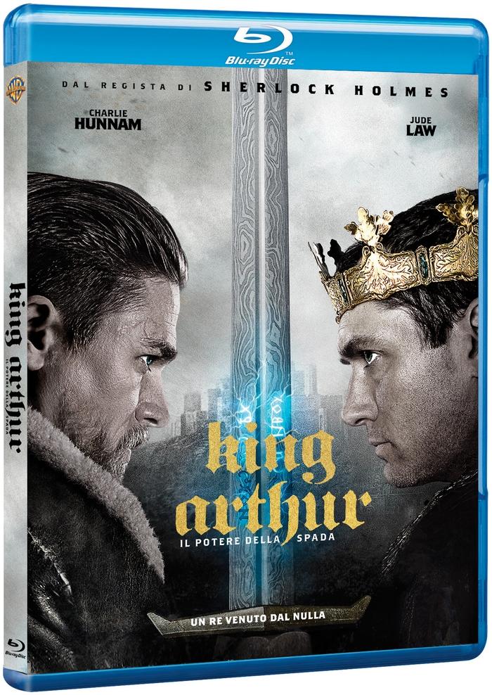 King Athur Blu Ray