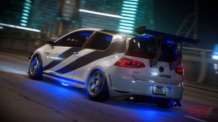 Need for Speed Payback car tuning