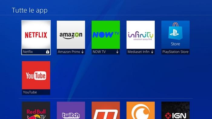Amazon Prime Video disponibile da oggi per PS4 e PS3