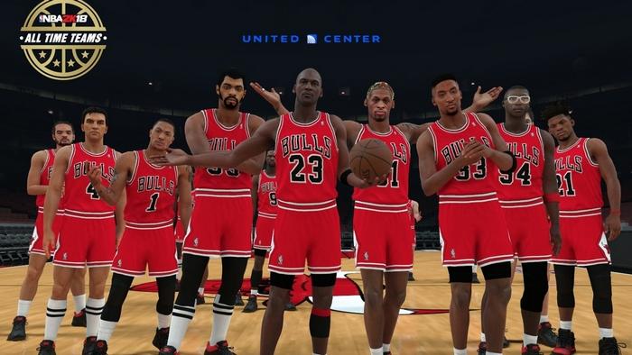 NBA 2K18 Recensione