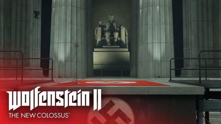 Wolfenstein 2: The New Colossus – Trailer di lancio