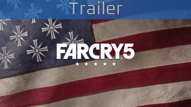 Paris Games Week 2017 – nuovo trailer per Far Cry 5