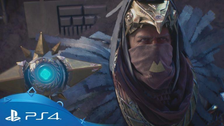 Paris Games Week 2017 – annunciata la prima espansione di Destiny 2