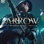 Arrow stagione 5 Blu Ray
