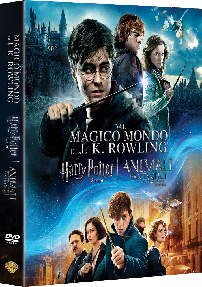 Harry Potter: Wizarding World Boxset