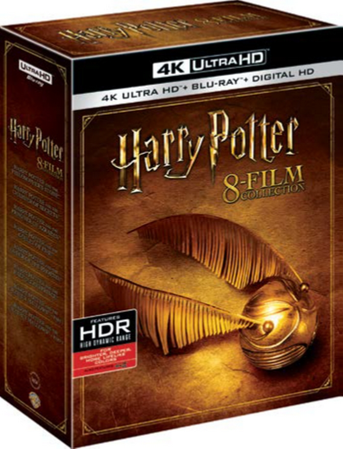 Harry Potter Boxset 4K